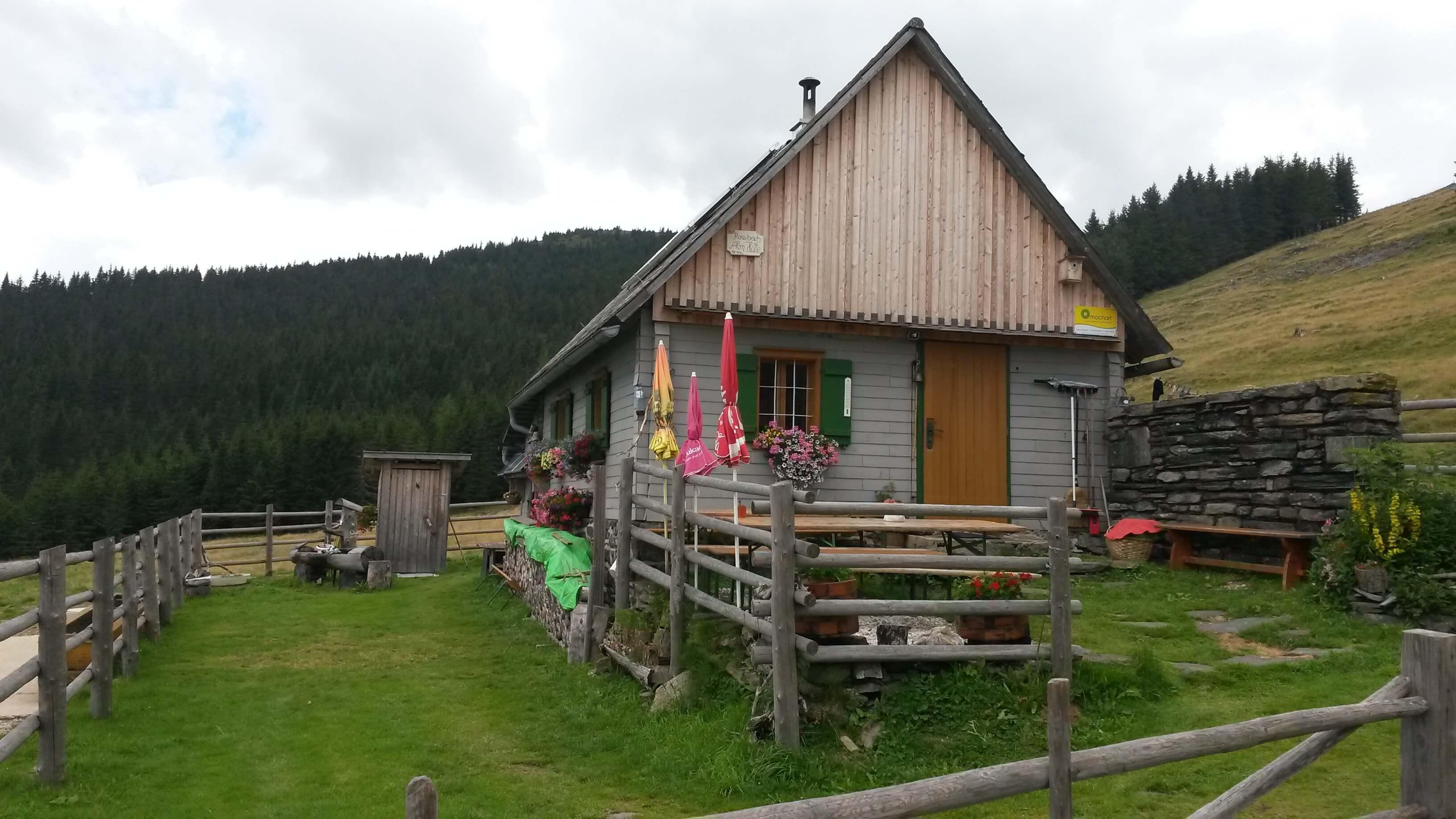 Rossbach Halter Hütte